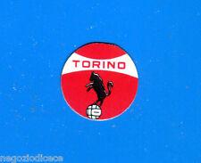 KICA - Sorprese Decalcomania Figurina-Sticker anni 60 - TORINO SCUDETTO METALLO