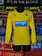4.5/5 Newcastle United adults S 2013 third football shirt jersey trikot
