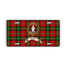"""Scottish Clan Boyd Novelty Auto Plate Tag  6"""" x 12"""" License Plate Automobile"""