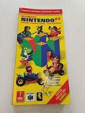 Ultimate Nintendo 64 pocket power guide 1999 edition n64 Mario Zelda Pokemon