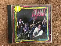 MANA CD DONDE JUGARAN  LOS NIÑOS WEA DISC 1992