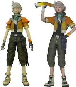 Square Enix Final Fantasy XIII: Play Arts Kai: Hope Estheim Action Figure Loose