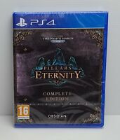PILLARS OF ETERNITY COMPLETE - PS4 - PlayStation 4 - PAL - NUOVO FACTORY SEALED