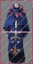 Fate/Zero Caster Blue Halloween Long Set Cosplay Costume S002