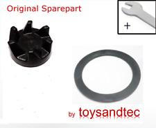 1 Clutch/Coupler, 1 Spanner, 1 Gasket for Blender 9704230 for Kitchenaid