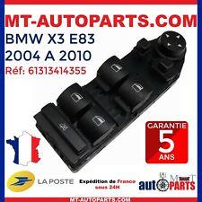 Commande Interrupteur leve vitre BMW X3 -   61313414355