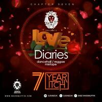 LOVE DIARIES REGGAE LOVERS ROCK CHAPTER 7 MIX CD