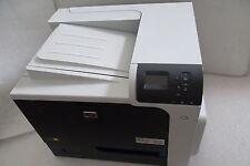"HP CP4525dn Enterprise Color Laser Printer Ethernet USB 2"" LCD EIO 512MB CC494A"
