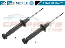 FOR BMW 7 SERIES 730 735 740 750 86-94 REAR MEYLE GERMANY SHOCK ABSORBERS PAIR