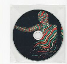 (IW793) Joshua Burnside, Blood Drive - DJ CD
