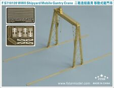 Five Star 710139 1/700 WWII Shipyard Mobile Gantry Crane