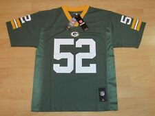 Green Bay Packers Clay Matthews #52 Football Jersey Size Youth XL
