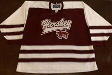 Rare Vintage Bauer AHL Hershey Bears Hockey Jersey