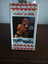 Guns N' Roses – Rockin' In Chile Box 2XCD + poster Big Music – BIGBX 001 1993