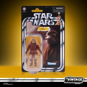 """Star Wars The Vintage Collection 3.75"""" - Zutton (Snaggletooth)"""