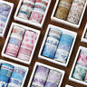 10 Rolls Washi Tape Decorative Scrapbooking Paper Adhesive Sticker Craft Gift
