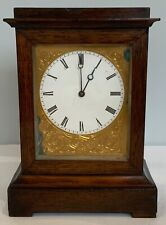 Rosewood french Carriage Clock