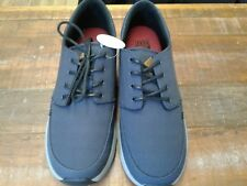 "Reef Men's ""Rover Low"" Shoes Navy/Grey Size 10.5"