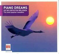 PIANO DREAMS: THE MOST POPULAR MELODIES USED - VERY GOOD CD