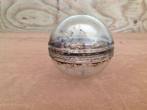 Antique Glass Buoy Float