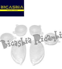 9236 - KIT GEMME BIANCHE PER FRECCE YAMAHA 125 150 180 MAJESTY 1999 - 2002