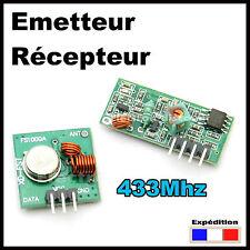 5120# Kit emetteur recepteur 433 Mhz pour arduino UNO, Mega, nano,  raspberry pi