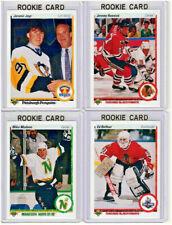 1990-91 Upper Deck Hockey Complete Set 1-550 English