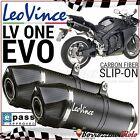 POT D'ECHAPPEMENT LEOVINCE LV ONE EVO CARBONE 8294 HOMOLOGUÉE YAMAHA YZF R1 2009