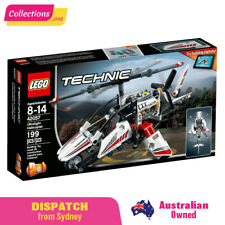 GENUINE LEGO Technic - Ultralight Helicopter 42057 - Sealed Box - FREE Shipping!