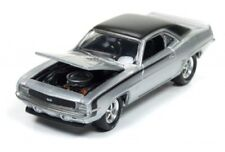 1/64 JOHNNY LIGHTNING MUSCLE SERIES 4 3B 1969 CHEVY CAMARO RS/SS