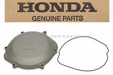 New Honda Right Clutch Case Cover With O-Ring 02-07 CR250R Access Engine #Z14