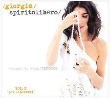Giorgia: Spirito Libero Vol.2 Per Liberarsi - CD Slidepack