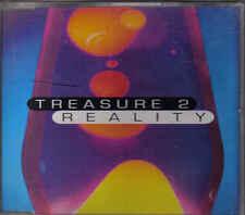 Treasure 2-Reality cd maxi single