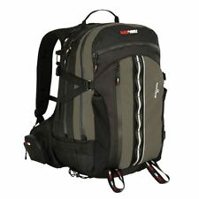 NEW BLACK WOLF MONASHEE 40L DAY PACK TRAVEL BACKPACK CAMPING HIKING BAG TITANIUM