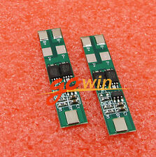 18650 2S Dual Mos Polymer Lithium Battery Protection Board 7.4V 6A