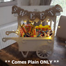 Y34 Wedding Day XL SWEET CANDY CART Trolley Holder Place Table Display Stand I