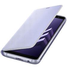 Samsung Fluo étui à Clapet ef-fa530pve Galaxy A8 2018 a530 Etui Orchid gris