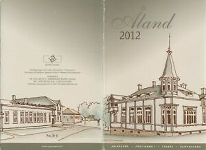 ALAND *2012 * Complete Year set in Official Album MNH** 29 stamps + S/Sheet