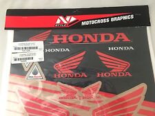 N-Style Honda Graphic Kit Sticker Decal CRF CBR XR TRX FourTrax Wing Motorcycle