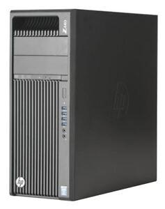 HP Z440, Xeon E5-1650v3, 6-Core 3.5GHz/16GB RAM/1TB PCIe SSD/2X500GB/Q K2200