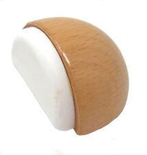 Fermaporta da pavimento in legno adesivo ammortizzatore ferma porta 37x23 mm