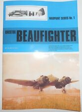 Warpaint Series No.001 - Bristol Beaufighter              24 Pages         Book
