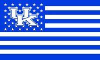 Kentucky Wildcats 3x5 Feet Banner Flag University NCAA
