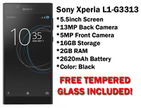 Sony Xperia L1 - 16GB - Black (Unlocked) G3313