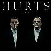 Hurts - Exile (2013)  CD  NEW  SPEEDYPOST