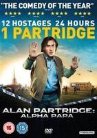 Alan Partridge - Alpha Papa (DVD, 2013) Like New
