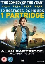 Alan Partridge - Alpha Papa (DVD, 2013)