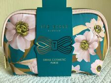 Ted Baker Small Cosmetic Purse - Brand New!