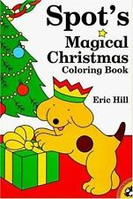 Spot's Magical Christmas Coloring Book
