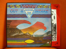 VINYL 33T – HAWKWIND : OUT AND INTAKE – UK PSYCH SPACE ROCK – 1987 ORIGINAL UK